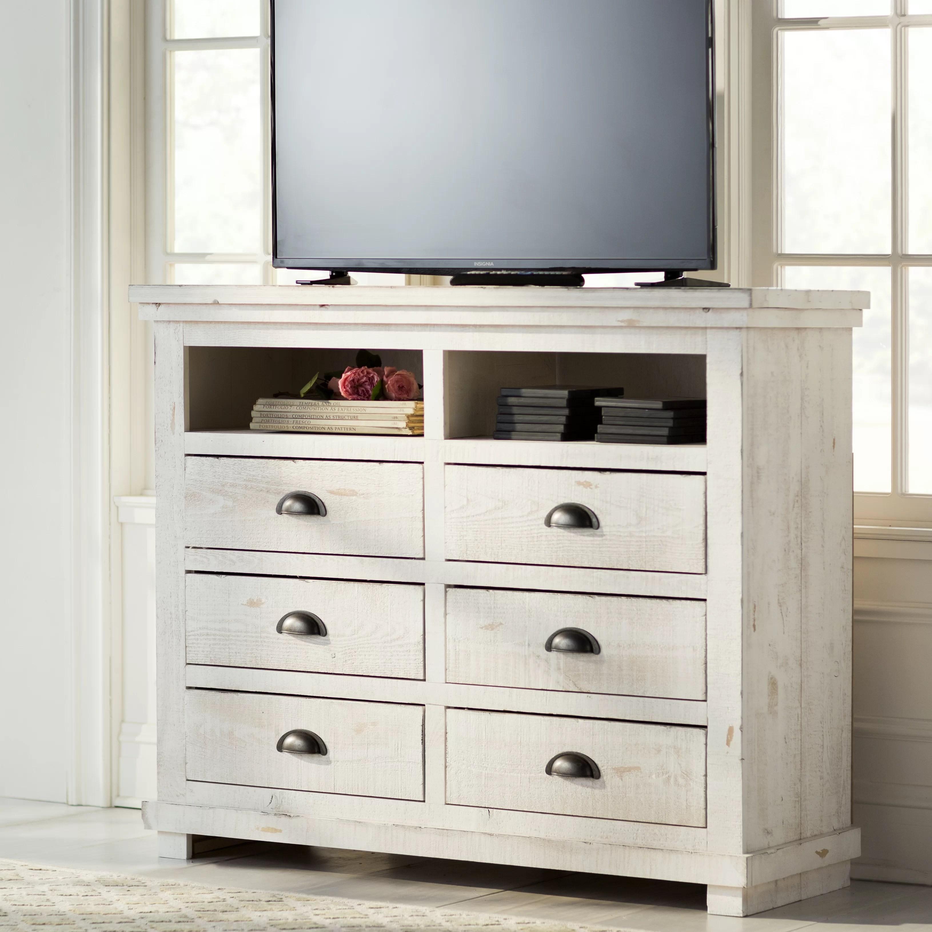 media chest for living room duck egg blue with brown sofa lark manor castagnier 6 drawer reviews wayfair