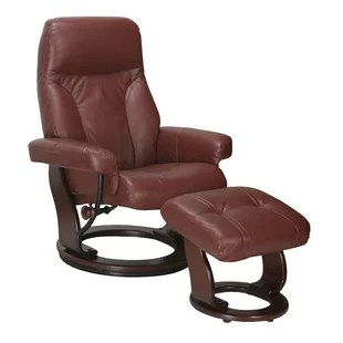 glider chair with ottoman india and half rocker rodolfo leather manual swivel recliner winston porter coupon