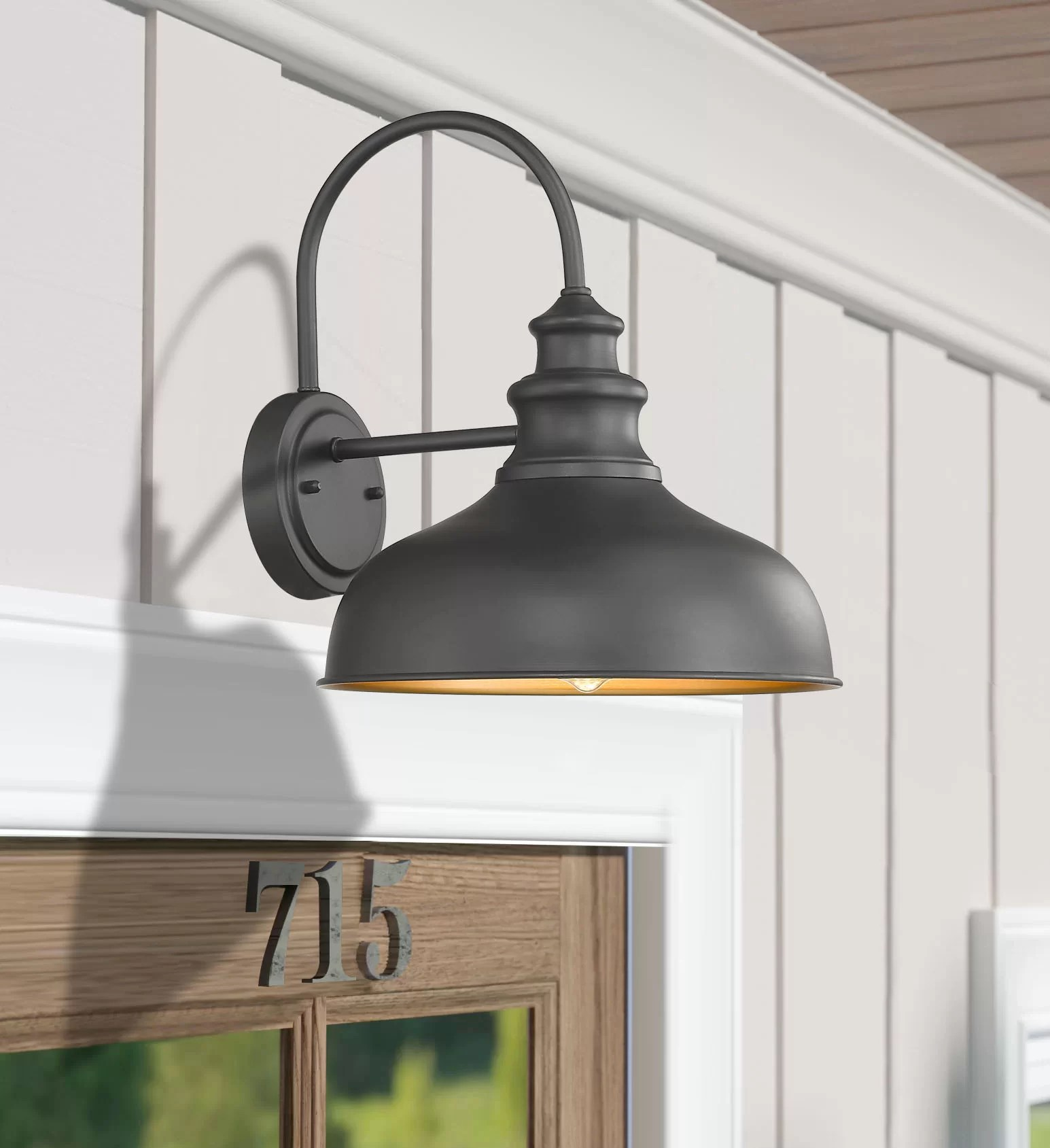 Coastal Outdoor Wall Lighting You Ll Love In 2020 Wayfair