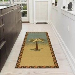 Kitchen Runner Rugs Best Lighting For Non Skid Wayfair Sara S Mat