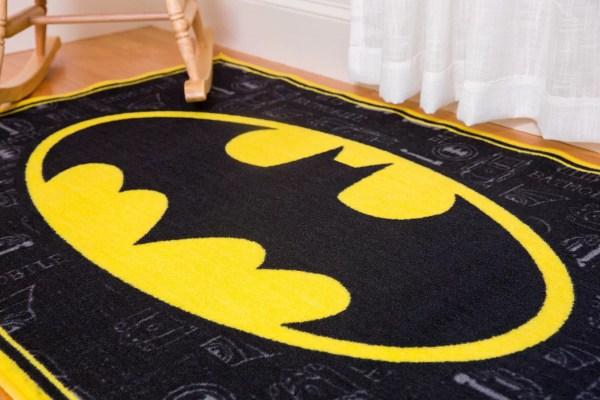 Batman Area Rug - Rugs Ideas
