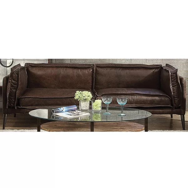 lane leather sofa collection