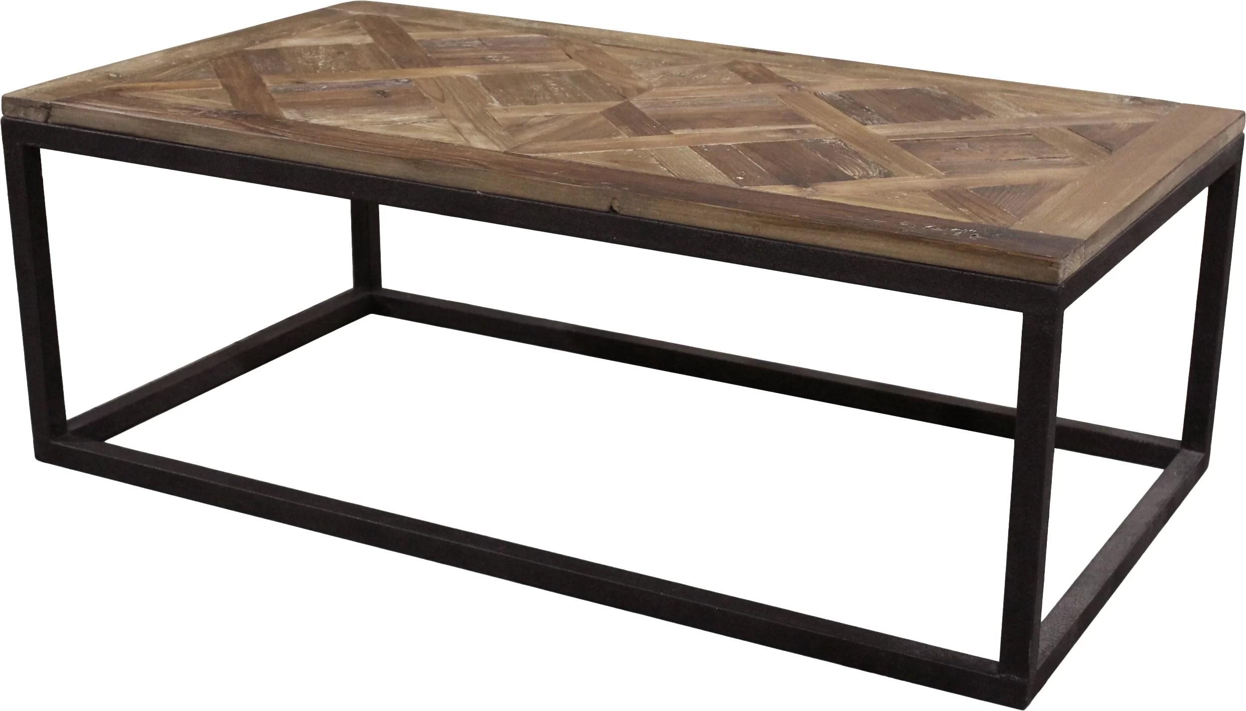 rouen frame coffee table