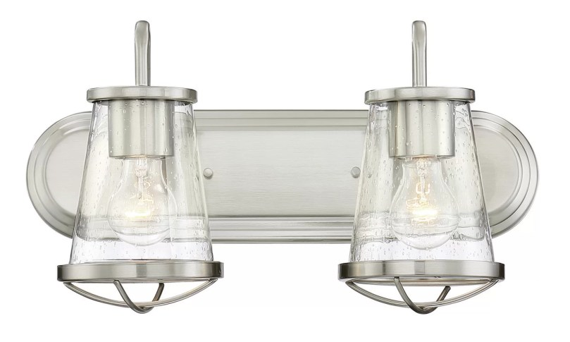 Regan 2-Light Vanity Light