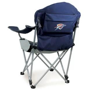 dallas cowboys folding chairs macys dining room chair wayfair reclining camp