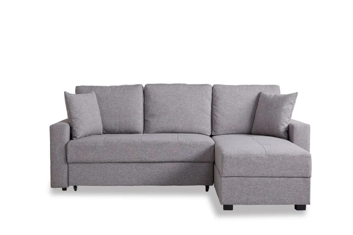 beeson sleeper sofa vienna convertible lounger bed reversible sectional gradschoolfairs