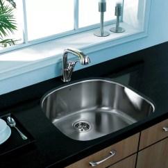 24 Kitchen Sink 33x22 Vigo L X 21 W Undermount Reviews Wayfair