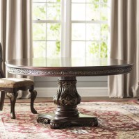 Astoria Grand Chalus Extendable Dining Table & Reviews ...