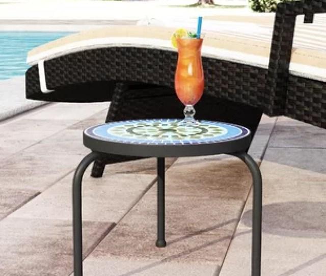 Sebago Outdoor Side Table