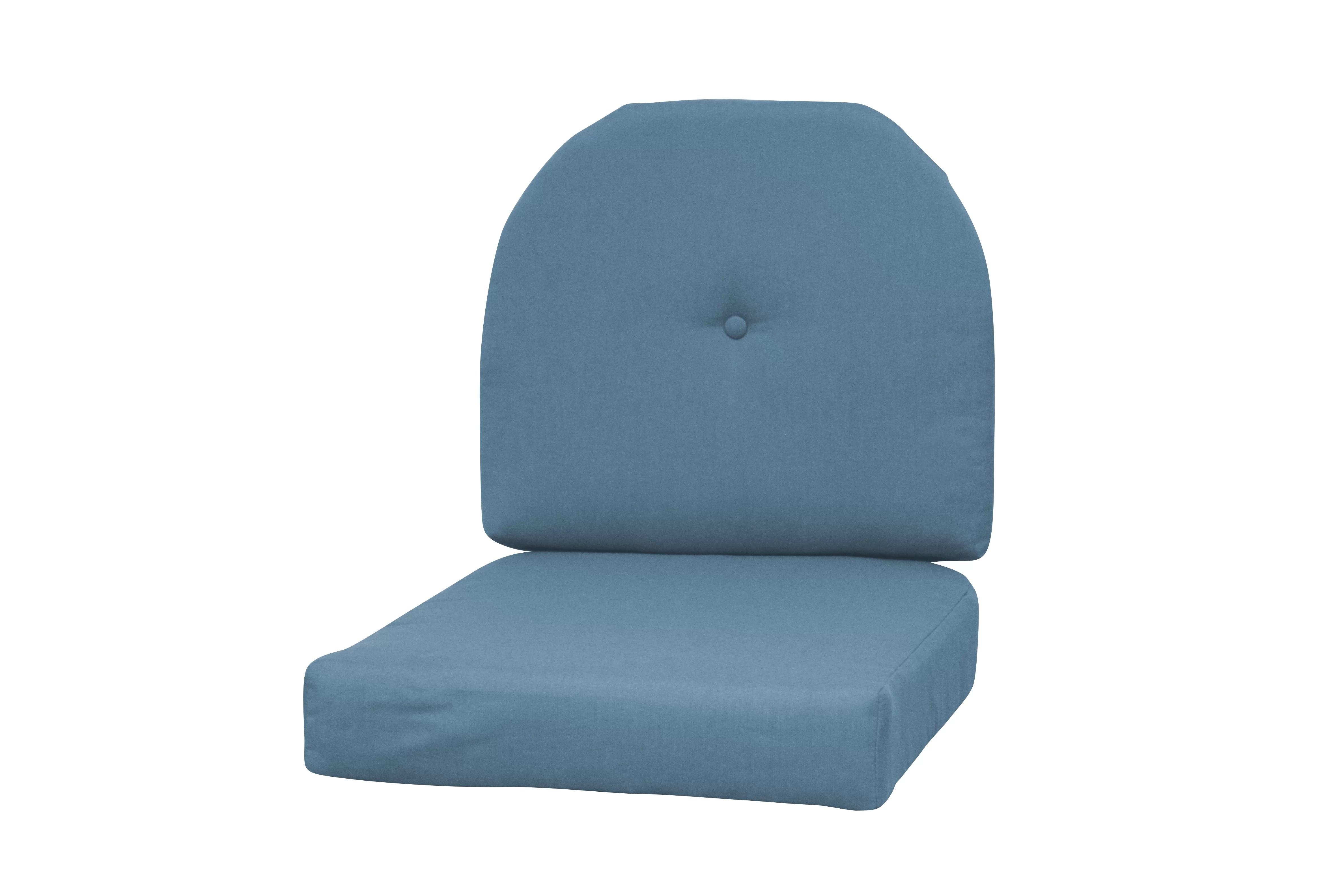 Wicker Indoor Outdoor Sunbrella Rocking Chair Cushion