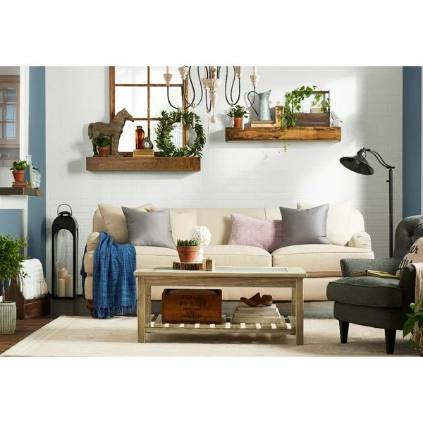 durham sofa by birch lane cama walmart & reviews |