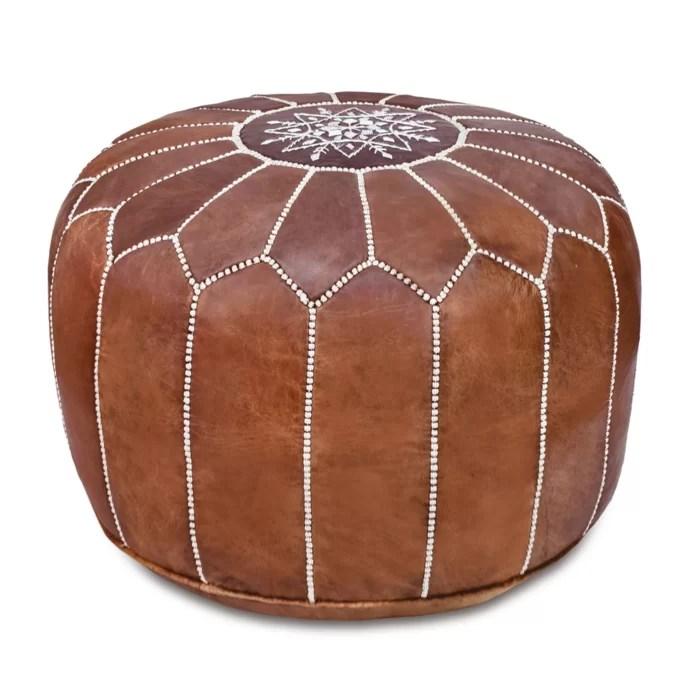 pouf ottoman