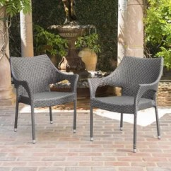 Iron Outdoor Chairs Big Lots Folding Table And Wrought Wayfair Quickview