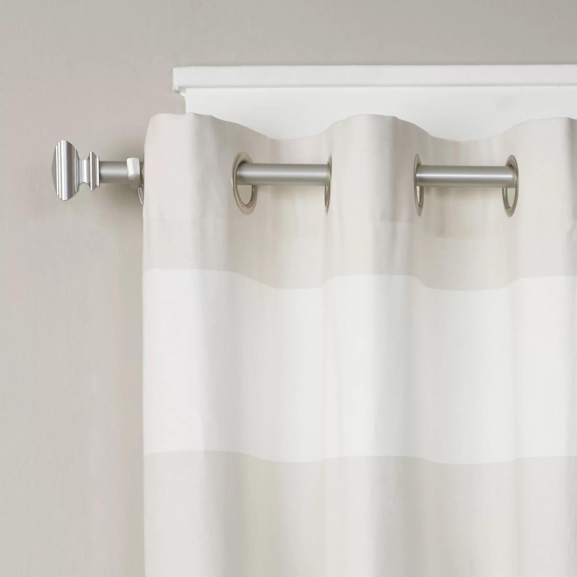 curtain rods wayfair