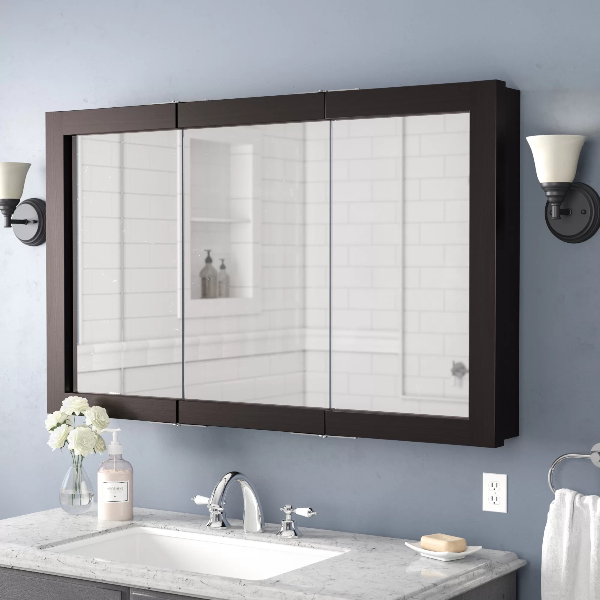 Solid Medicine Cabinets You Ll Love In 2020 Wayfair