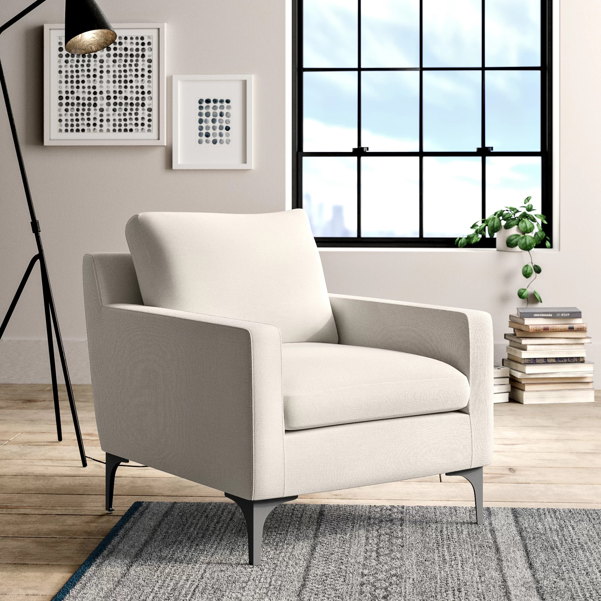 four club chairs in living room decorating ideas for small rectangular rooms langley street eden armchair reviews wayfair