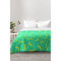 East Urban Home Bananas Over Bananas Comforter Set ...