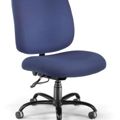 Tall Desk Chairs With Backs Blue Chair Cover Hire Ofm Big And High Back Reviews Wayfair