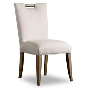 pier one dining chairs marcel breuer cesca chair replacement cane seat uk wayfair melange upholstered set of 2