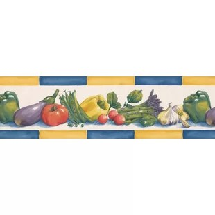 wall paper borders for kitchens buying kitchen cabinets retro wallpaper wayfair quickview