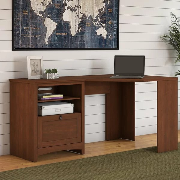 Fralick Corner Desk With Hutch By Darby Home Co Cheap