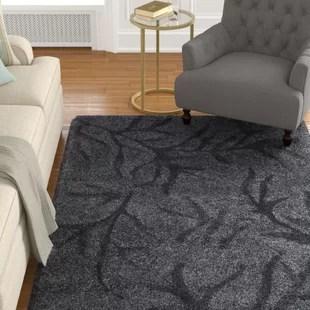 dark grey living room carpet decorate a small for christmas area rug wayfair northumberland hand woven