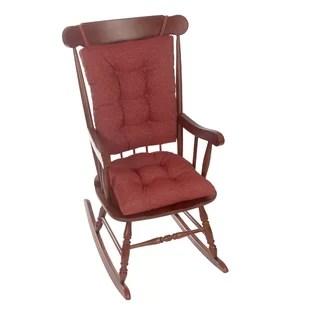 rattan wicker rocking chair cushion cushions for adirondack chairs rocker wayfair saturn