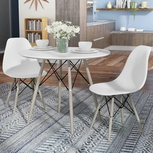 3 piece kitchen set small table dining room sets you ll love wayfair ca richardson