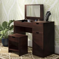 Zipcode Design Kistner Vanity Set with Mirror & Reviews ...