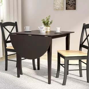 space saver kitchen table and chairs shelving unit dining set wayfair quickview