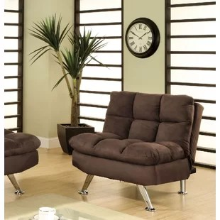futon and chair set stand alone swing chaise wayfair gappmayer