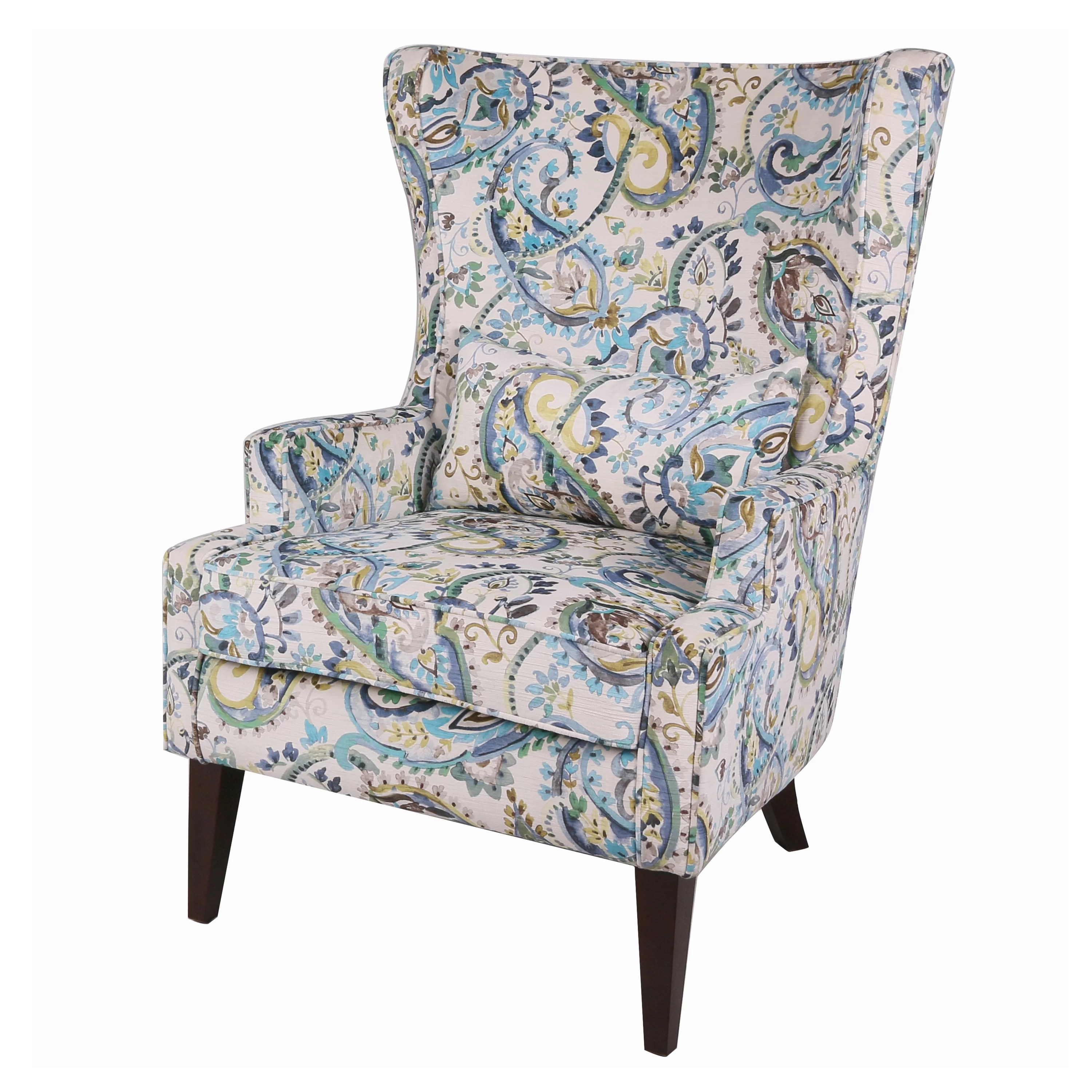 Wing Back Chairs Tori Wingback Chair