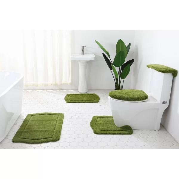 5+Piece+Bath+Rug+Set