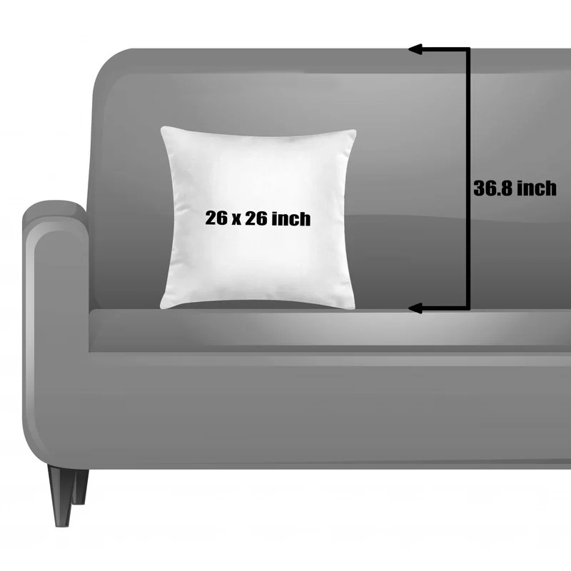 abstract digital print cushion cover