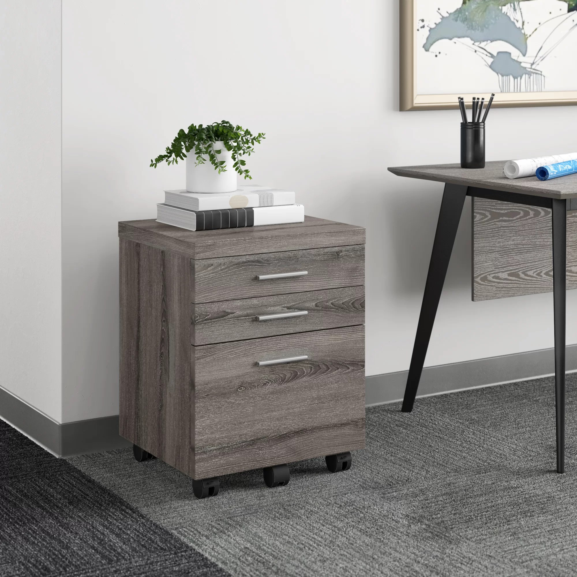 Business Industrial Office Filing Cabinets Cabinet Organizer 2 Drawer Home Office Wood File Work Document Vertical Storage Studio In Fine Fr