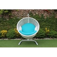 Egg Chair Outdoor High Back Office Lumbar Support Swinging Wayfair Cade Swing