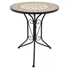 Metal Bistro Chairs Shower Chair Wayfair Granado Table