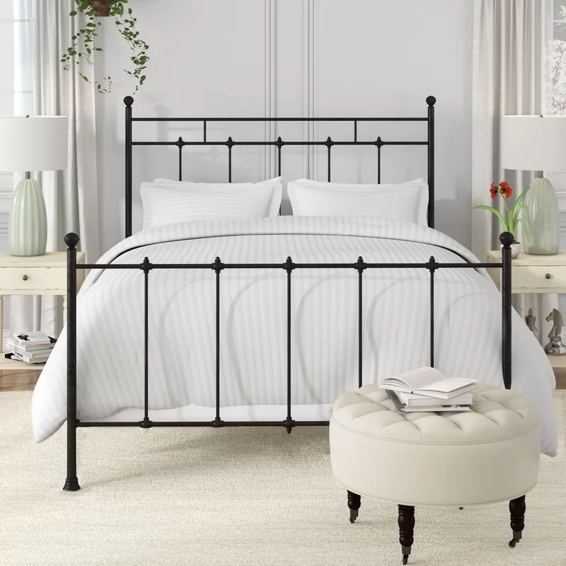 Forreston Four Poster Bed
