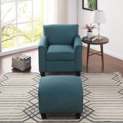 Kids Chair With Ottoman Slim Reclining Chairs Comfy Wayfair Quickview