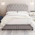 Hammond Upholstered Storage Platform Bed Reviews Joss Main
