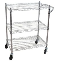 Oceanstar Design Heavy Duty All Purpose Utility Cart