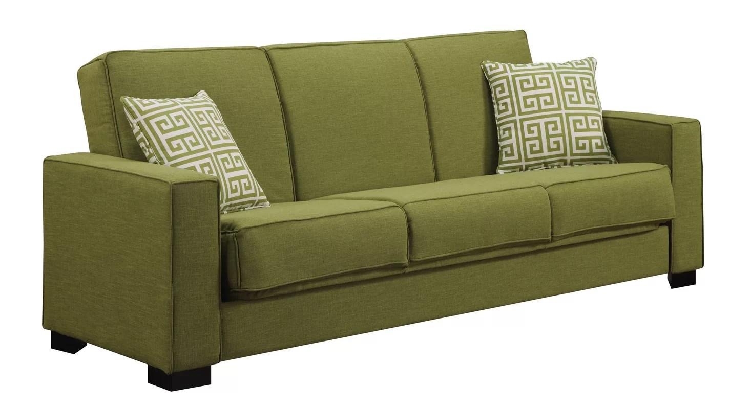 sofa liquidation sale table metal brayden studio swiger convertible sleeper and reviews