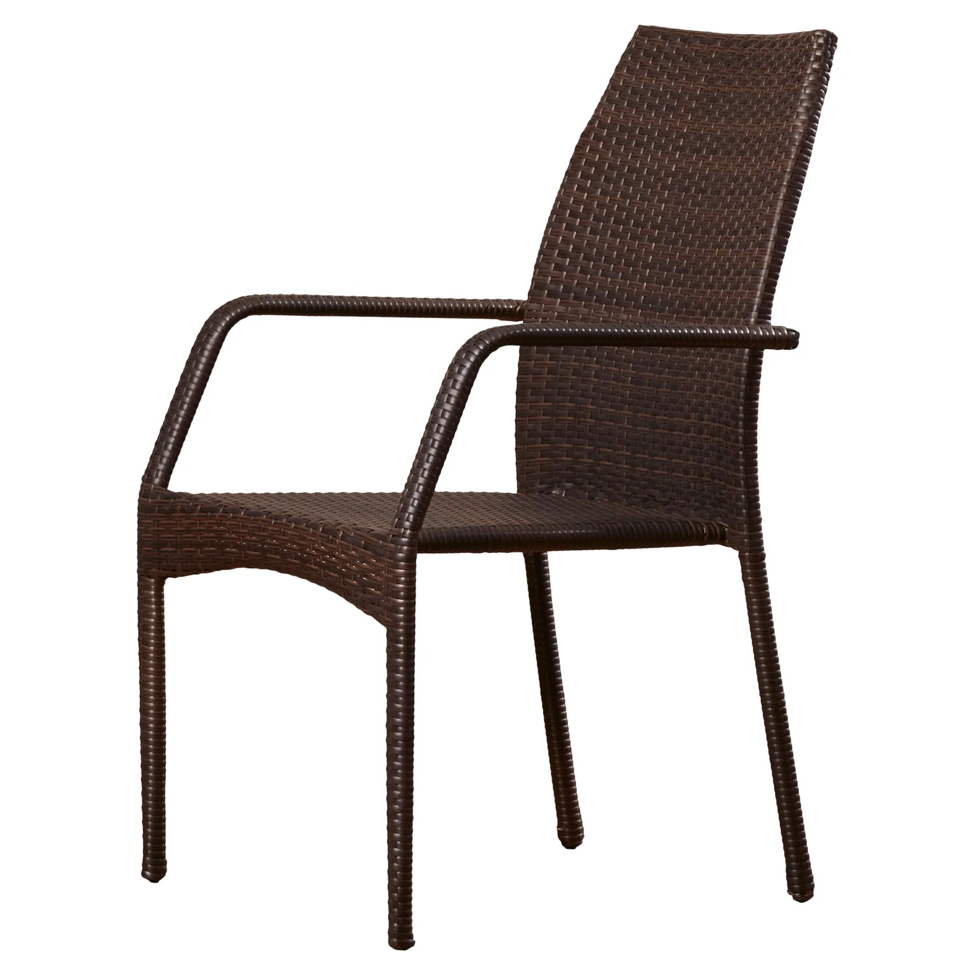 Stacking Dining Chairs Mercury Row Herod Stacking Dining Arm Chair And Reviews