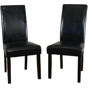 leather chair covers to buy the empty gospel song black parson wayfair quickview