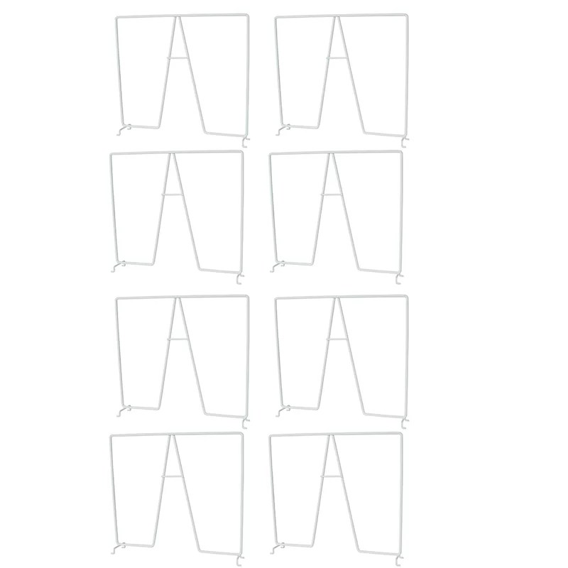 Evelots Closet Wire Shelf Divider-New & Improved-Separator