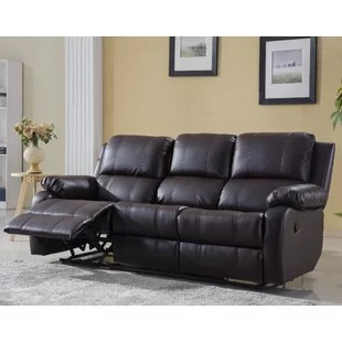 oversized couches living room decor images wayfair henry oversize reclining sofa