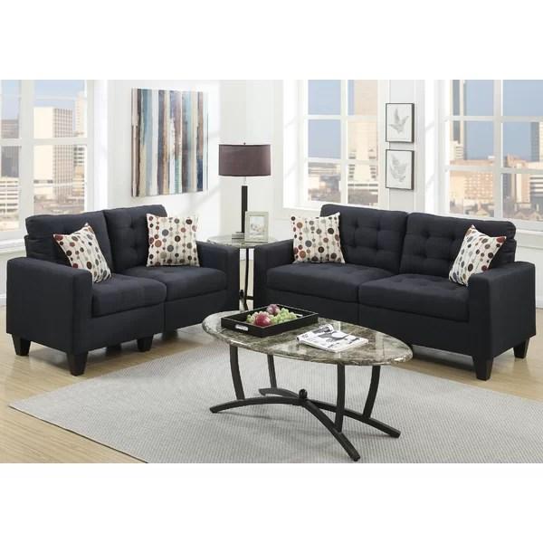 Andover Mills Callanan 2 Piece Living Room Set & Reviews