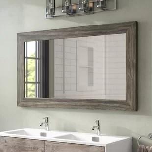 antique bathroom mirror | wayfair