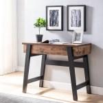 Ebern Designs Junius 36 Console Table Wayfair
