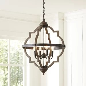Lollie Candle Style Chandelier